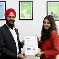 Digital Marketing Certification Ceremony at Quibus Trainings Jaipur