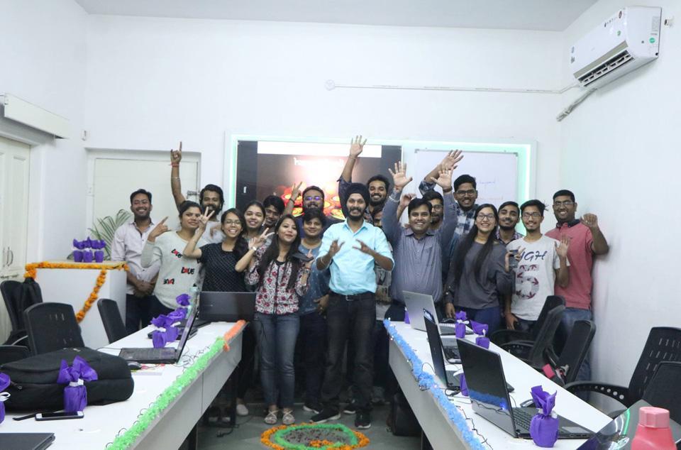 Certification programm at quibus trainings digital marketing institute in jaipur