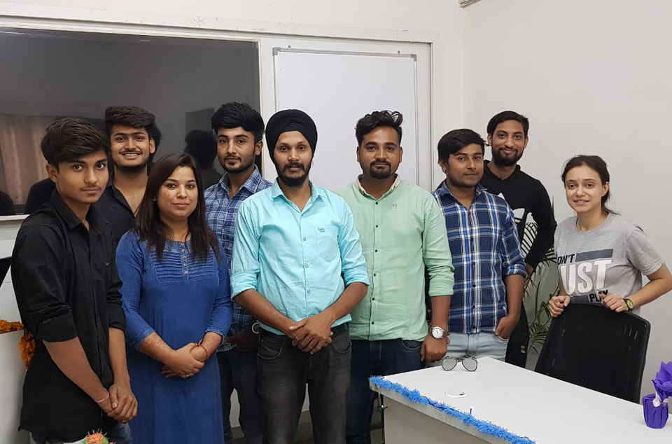 Certification programm at quibus trainings digital marketing institute in jaipur