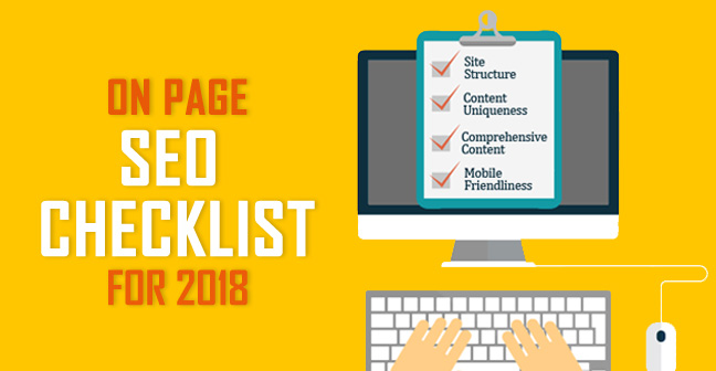 On-Page-SEO-Checklist-for-2018
