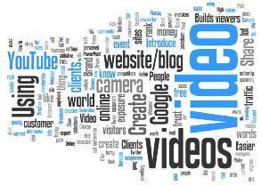 Video Word Cloud