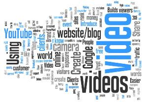 Video Word Cloud
