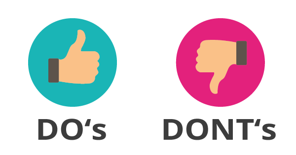 do's and don'ts of digital marketing