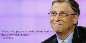 Bill Gates says