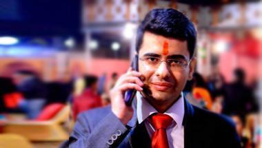 Hitesh Behrani, IDMP Course student